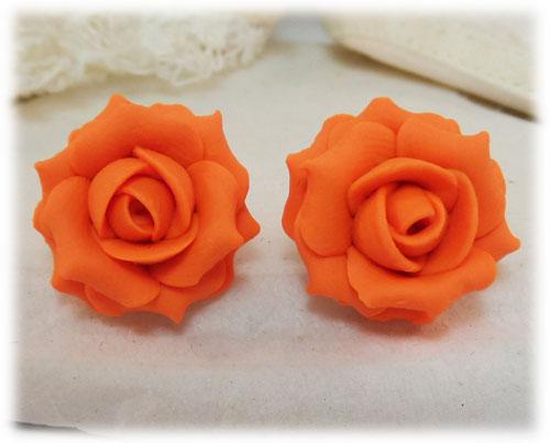 Orange Earrings Lenora Dame Jewelry Earrings Trendearrings