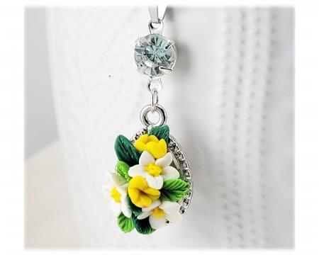 April Birthday Necklace