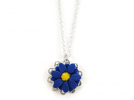 Aster Charm Necklace