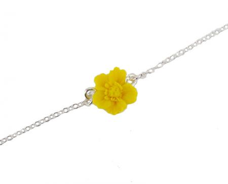 Buttercup Anklet