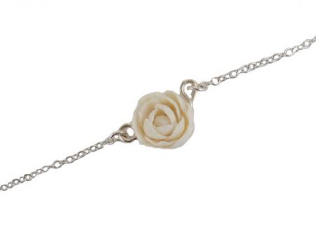 Peony Anklet