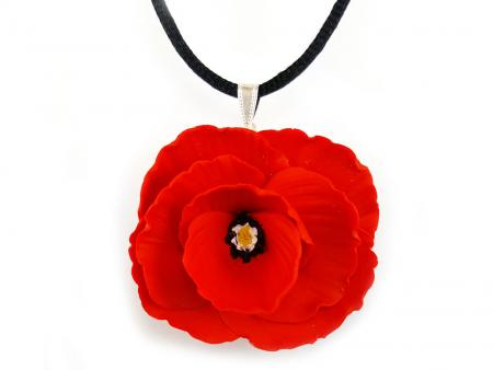 Poppy Choker Necklace