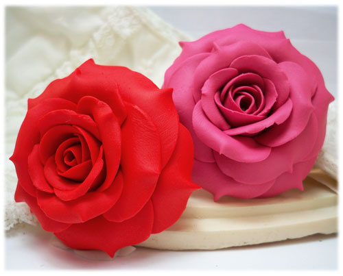 f5c44478e1a Large Rose Brooch Pin - Stranded Treasures