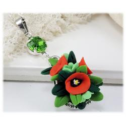 August Birthday Necklace