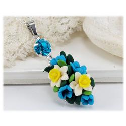 March Birthday Necklace