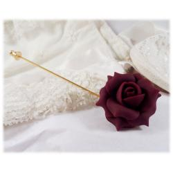 Rose Stick Pin