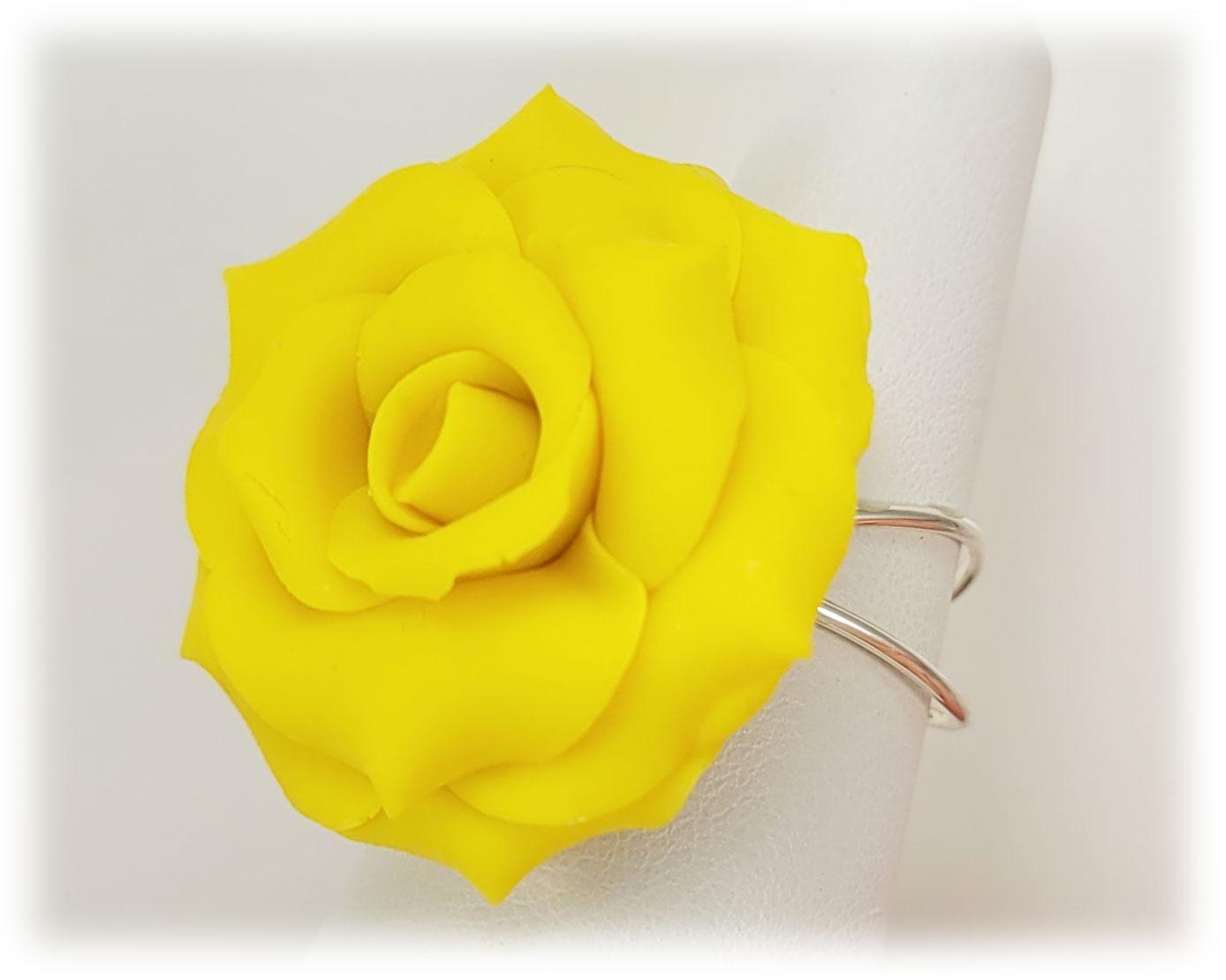 Large yellow rose ring yellow rose ring mightylinksfo Choice Image