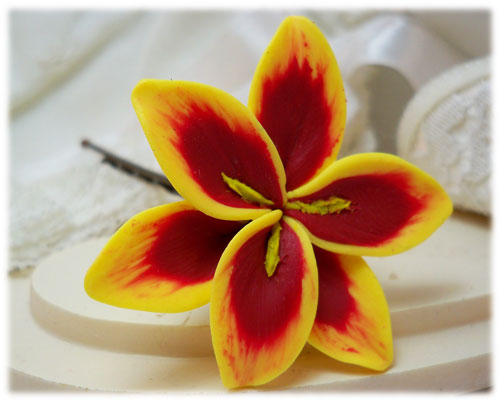 Stargazer Lily Jewelry A Collection Of Handmade Lily Designs