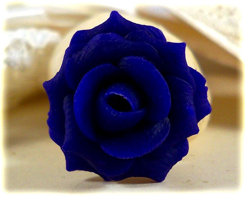 Blue Marine Rose Hair Pin 1000 1200